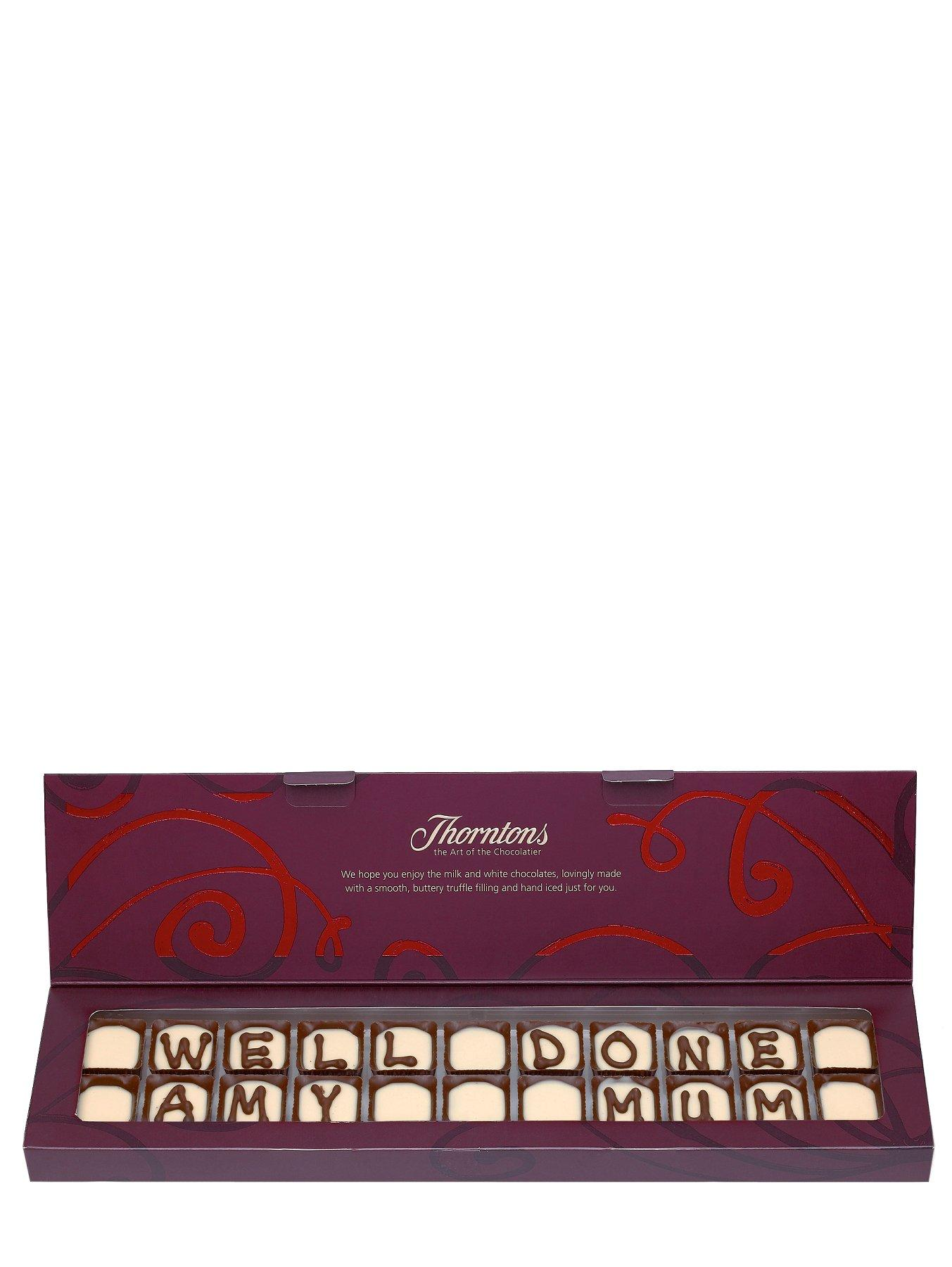 Personalised Truffles