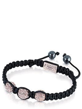 shimla-3-ball-crystal-bracelet