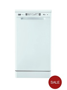 candy-cdp4610-10-place-slimline-dishwasher