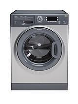 Ultima WDUD9640G 1400 Spin, 9kg Wash, 6kg Dry Washer Dryer - Graphite