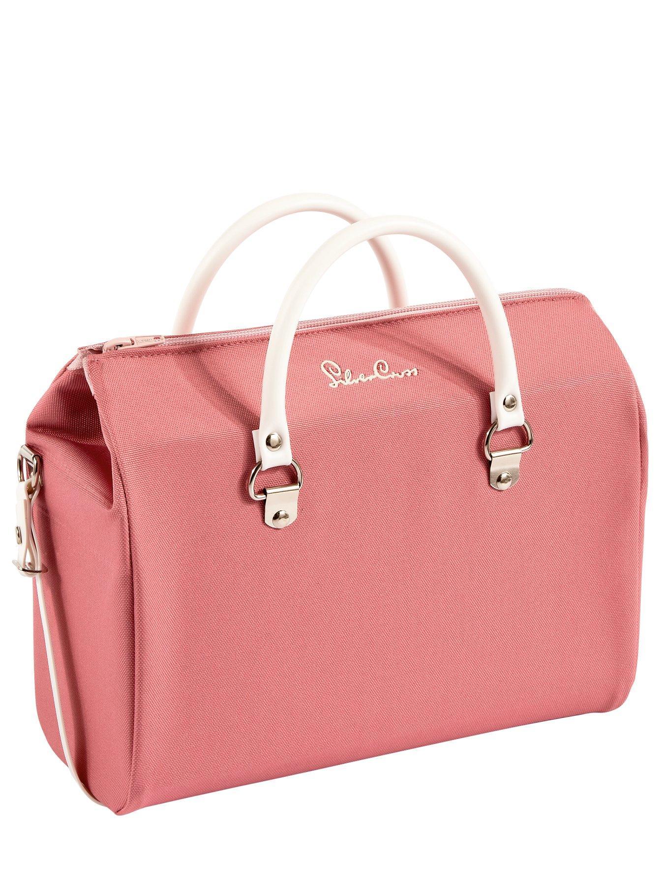 Dolls Pram Bag - Pink