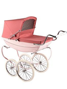 silver-cross-oberon-dolls-pram-pink