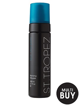 st-tropez-self-tan-dark-mousse-200ml-and-free-st-tropez-cosmetic-bag-set