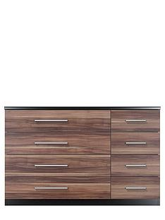 vermont-glass-topped-4-4-chest-of-drawers