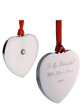 personalised-heart-token