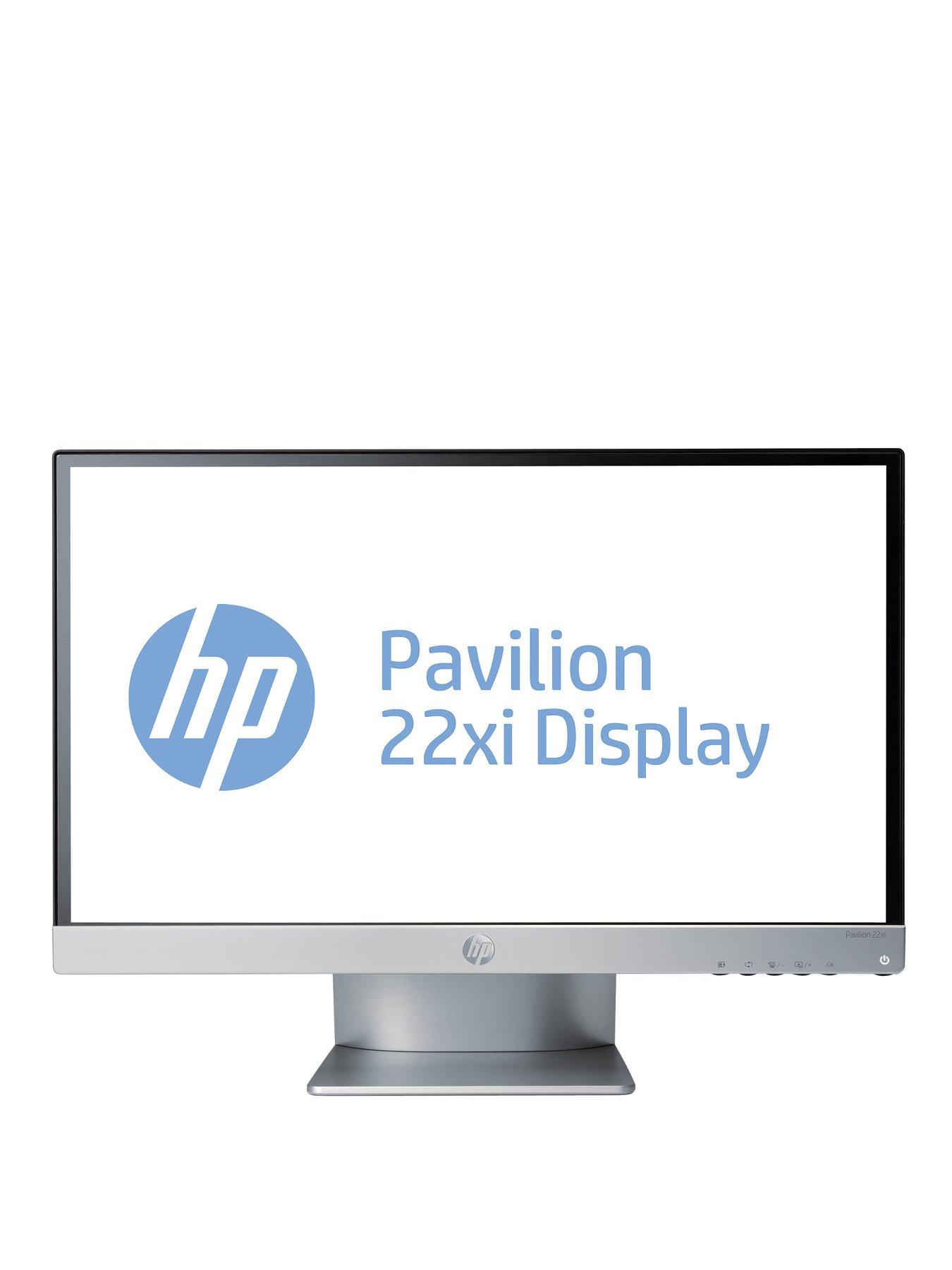 Pavilion 22xi 21.5 inch Diagonal IPS LED Backlit PC Monitor
