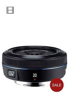 samsung-nx-ex-w20nb-20mm-f28-i-function-pancake-lens-black