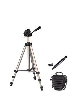 hama-syscase-camera-bag-110-colt-star-75-tripod-and-lens-pen