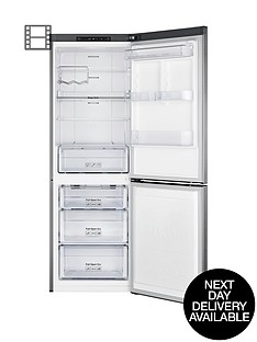 samsung-rb29fsrndsaeu-60cm-no-fridge-freezer-silver-next-day-delivery
