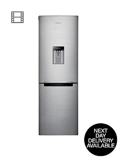 samsung-rb29fwrndsa-60cm-no-frost-fridge-freezer-next-day-delivery-silver