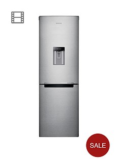 samsung-rb29fwrndsa-60cm-no-frost-fridge-freezer-with-digital-inverter-technology-next-day-delivery-silver