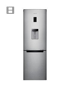 samsung-rb31fdrndsaeu-60cm-no-frost-fridge-freezer-next-day-delivery-silver