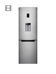 samsung-rb31fdrndsaeu-60cm-no-frost-fridge-freezer-silver