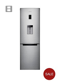 samsung-rb31fdrndsaeu-60cm-no-frost-fridge-freezer-with-digital-inverter-technology-next-day-delivery-silver