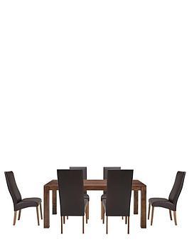dakota-175-cm-dining-table-and-6-buckingham-chairs