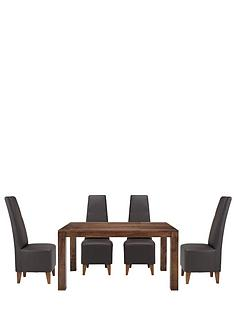 new-dakota-145cm-dining-table-and-4-new-manhattan-dining-chairs