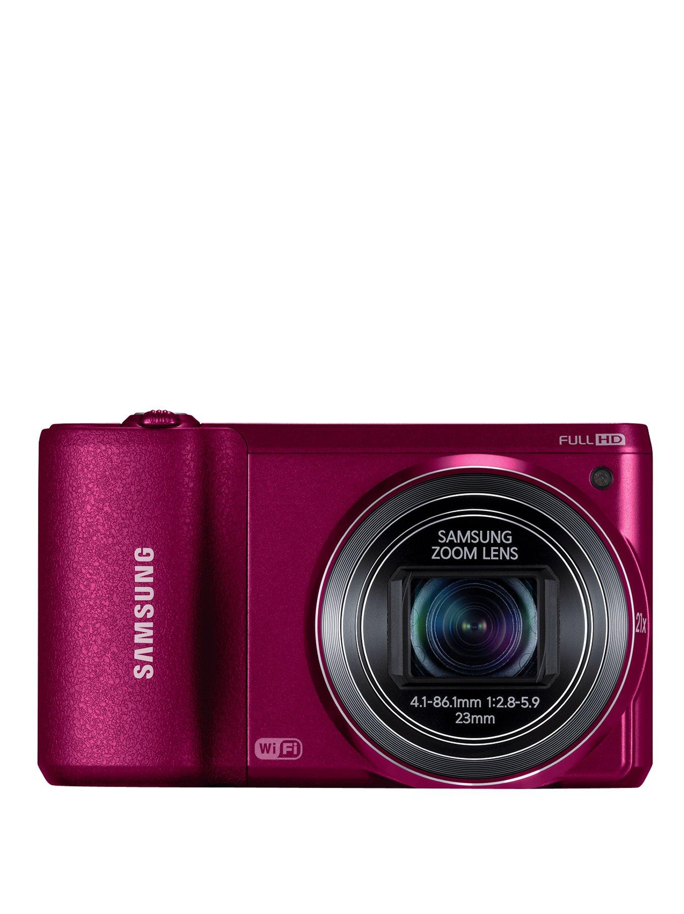 Samsung WB800F Smart Camera