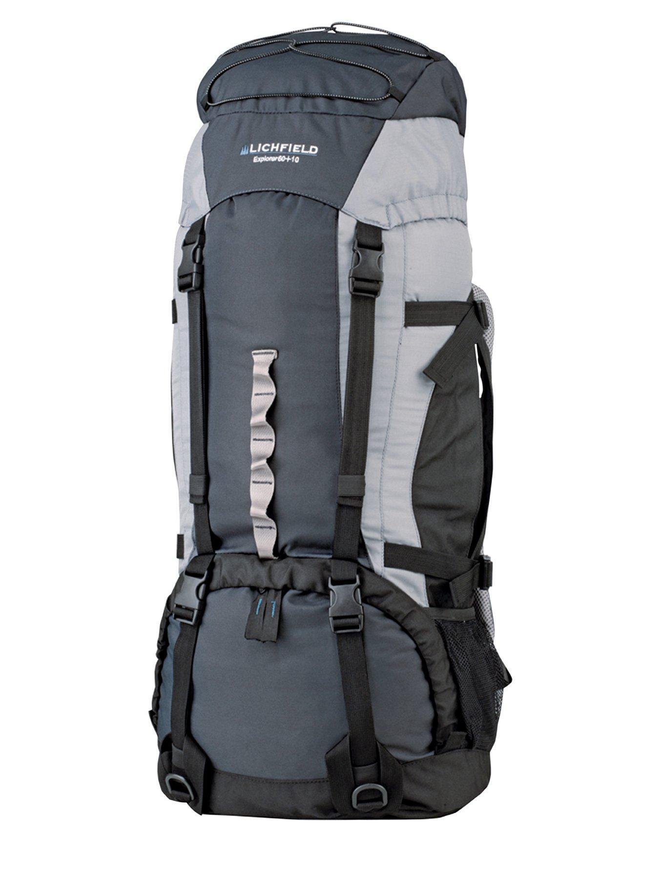 Explorer 60+10-litre Rucksack
