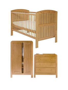 mamas-papas-hayworth-3-piece-furniture-bundle-antique-pine
