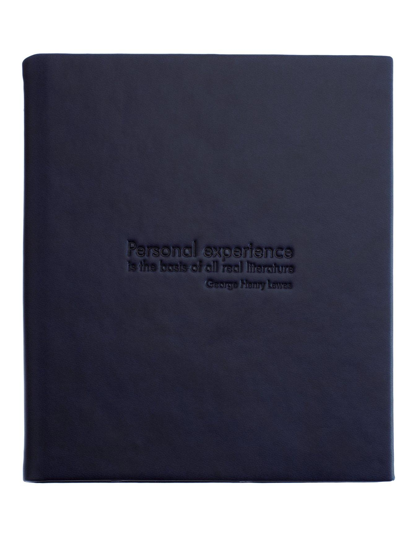 Simple Touch and Glow e-reader Lewes Quote - Indigo