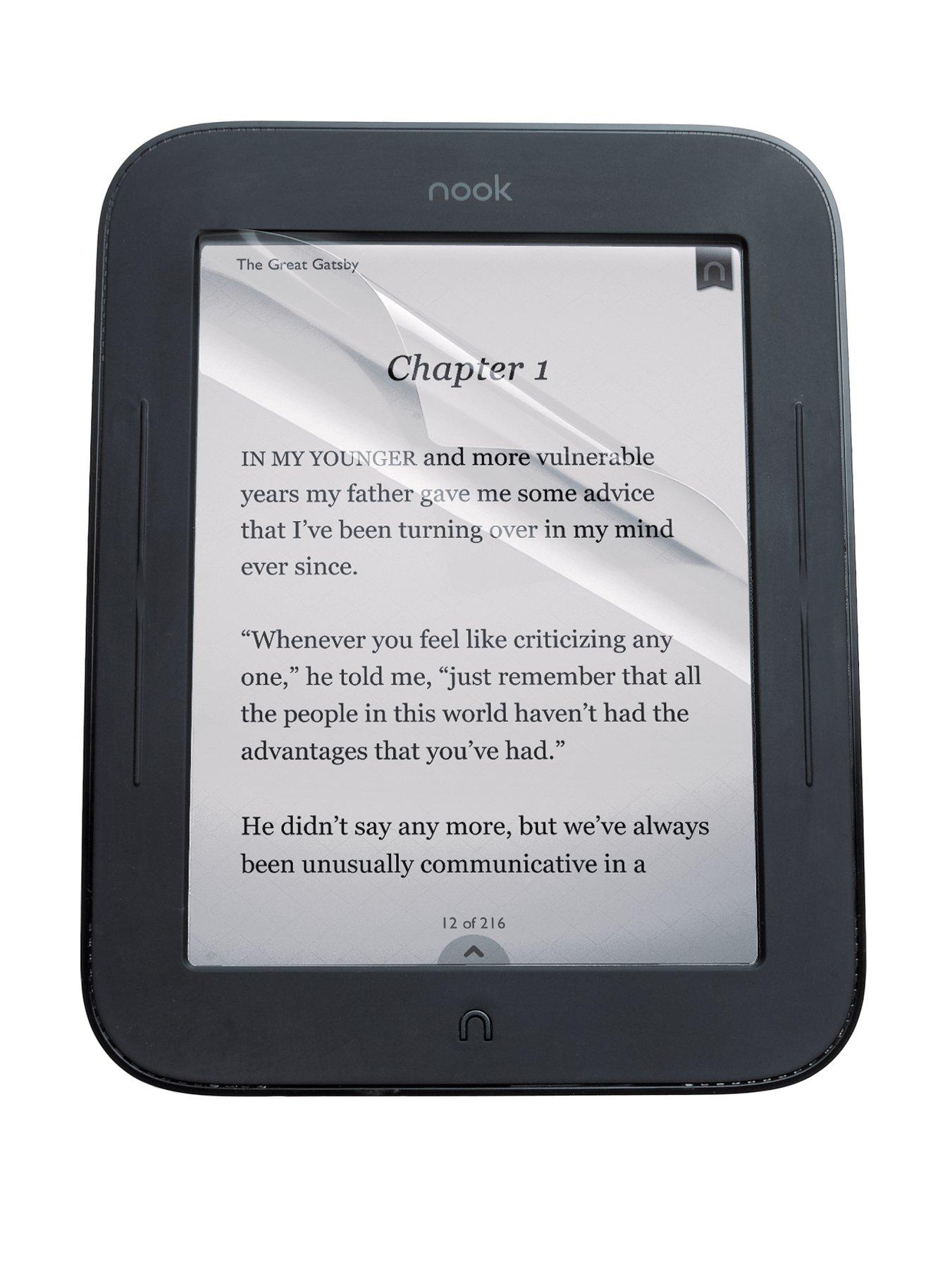 Simple touch e-reader Anti-Glare Matte 6 inch Screen Protector