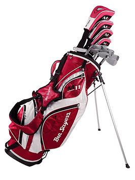 ben-sayers-m11-package-set-graphite-stand-bag