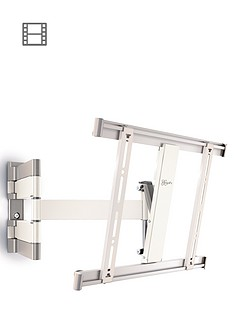vogels-thin-245-180-degrees-turning-wall-mount-for-26-42-inch-tv-white