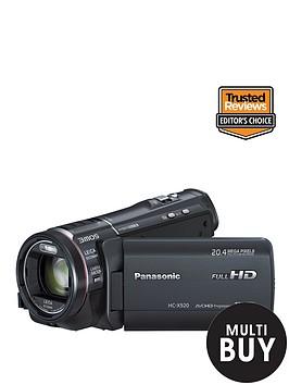 panasonic-pound50-cashbacksup1-x920eb-k-camcorder-black