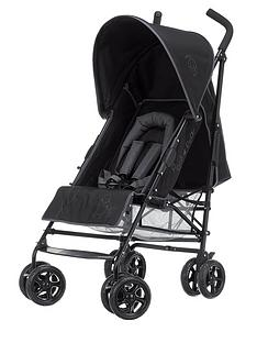 obaby-disney-sketch-pooh-atlas-v2-stroller-black