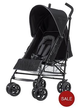 obaby-disney-sketch-pooh-atlas-v2-stroller-black