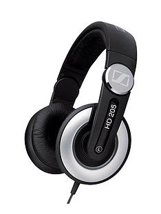 sennheiser-sennheiser-hd-205-closed-back-stereo-dj-headphones-black-black