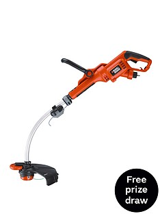 black-decker-gl9035-gb-900w-high-performance-grass-strimmer-free-prize-draw-entry