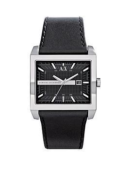 armani-exchange-mens-black-strap-watch