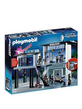 playmobil-police-station-with-alarm-system