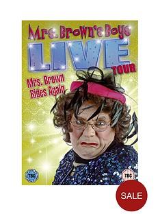 mrs-browns-boys-live-tour-mrs-brown-rides-again-dvd
