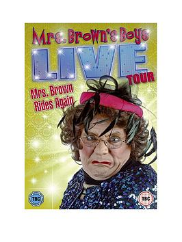 mrs-browns-boys-live-tour-mrs-brown-rides-again-dvd