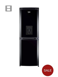 beko-cfd5834apb-55cm-frost-free-fridge-freezer-black