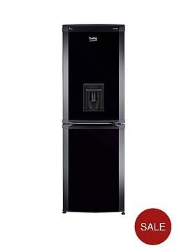 beko-cfd5834apb-55cm-frost-free-fridge-freezer-black