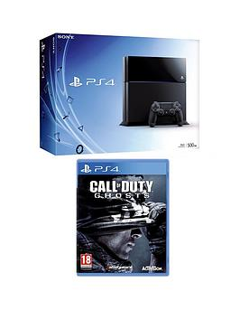 playstation-4-console-with-call-of-duty-ghosts-and-optional-3-or-12-months-playstation-plus