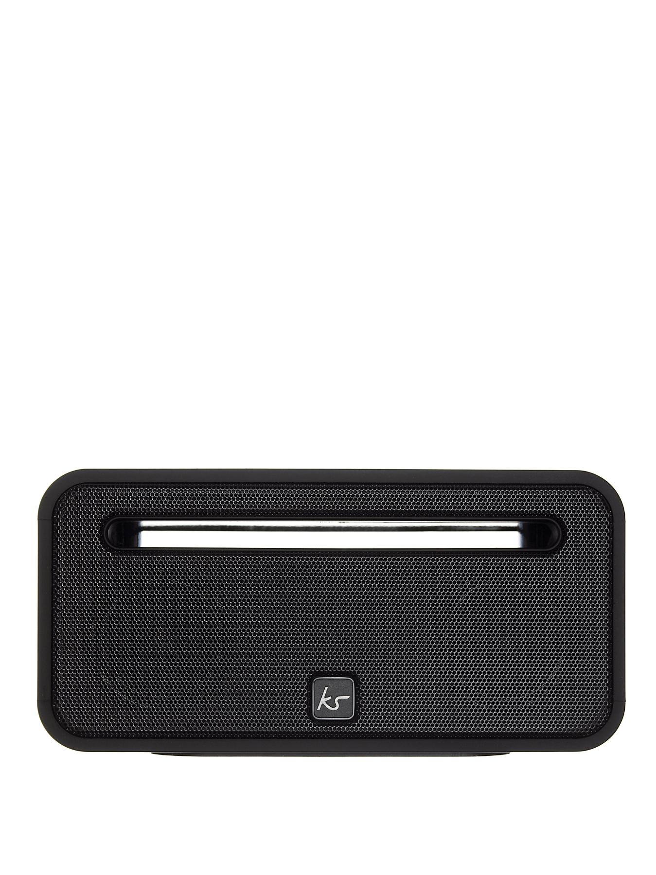 Ignite Rechargeable Bluetooth Speaker - Black