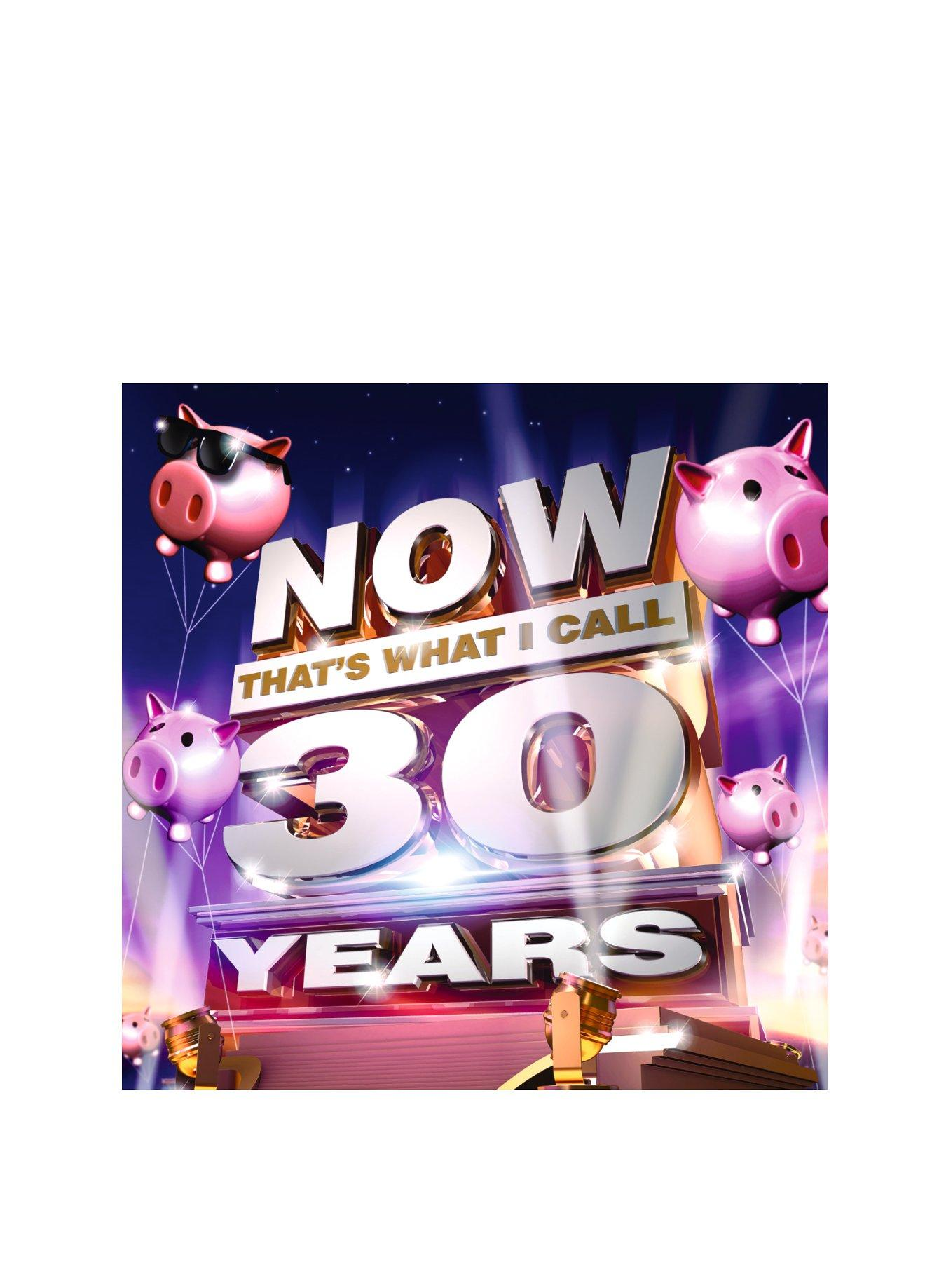 Now That's What I Call 30 Years CD