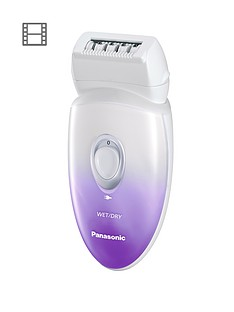 panasonic-es-eu10-wet-and-dry-cordless-epilator
