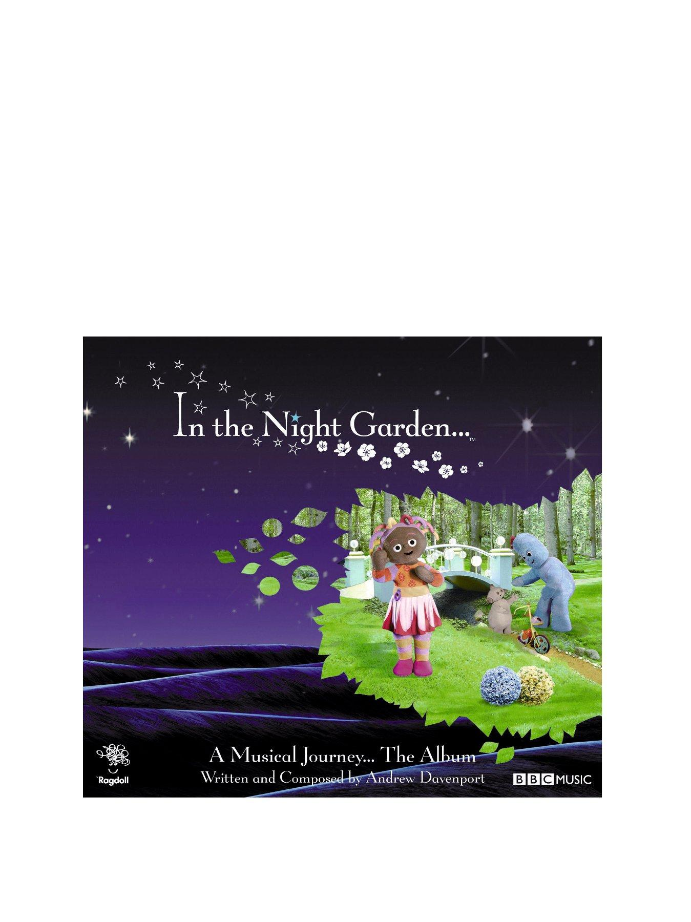 In The Night Garden - A Musical Journey CD