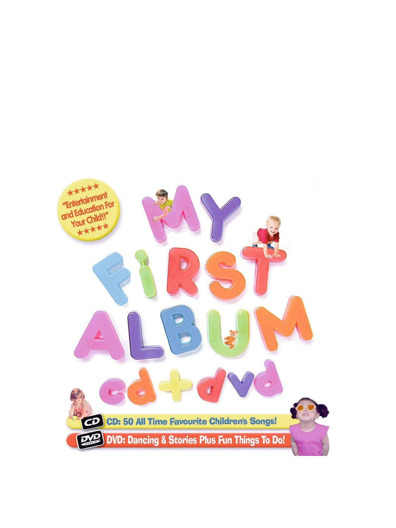 My First Album CD