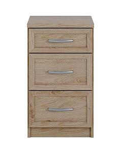 texas-3-drawer-bedside-cabinet