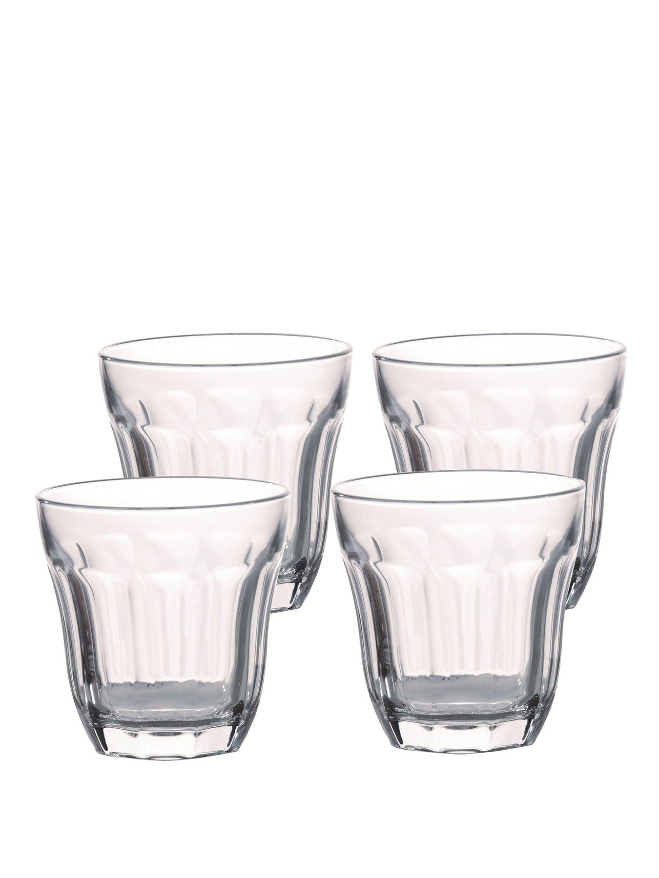 Manhattan 4 Pack Mixer Glasses