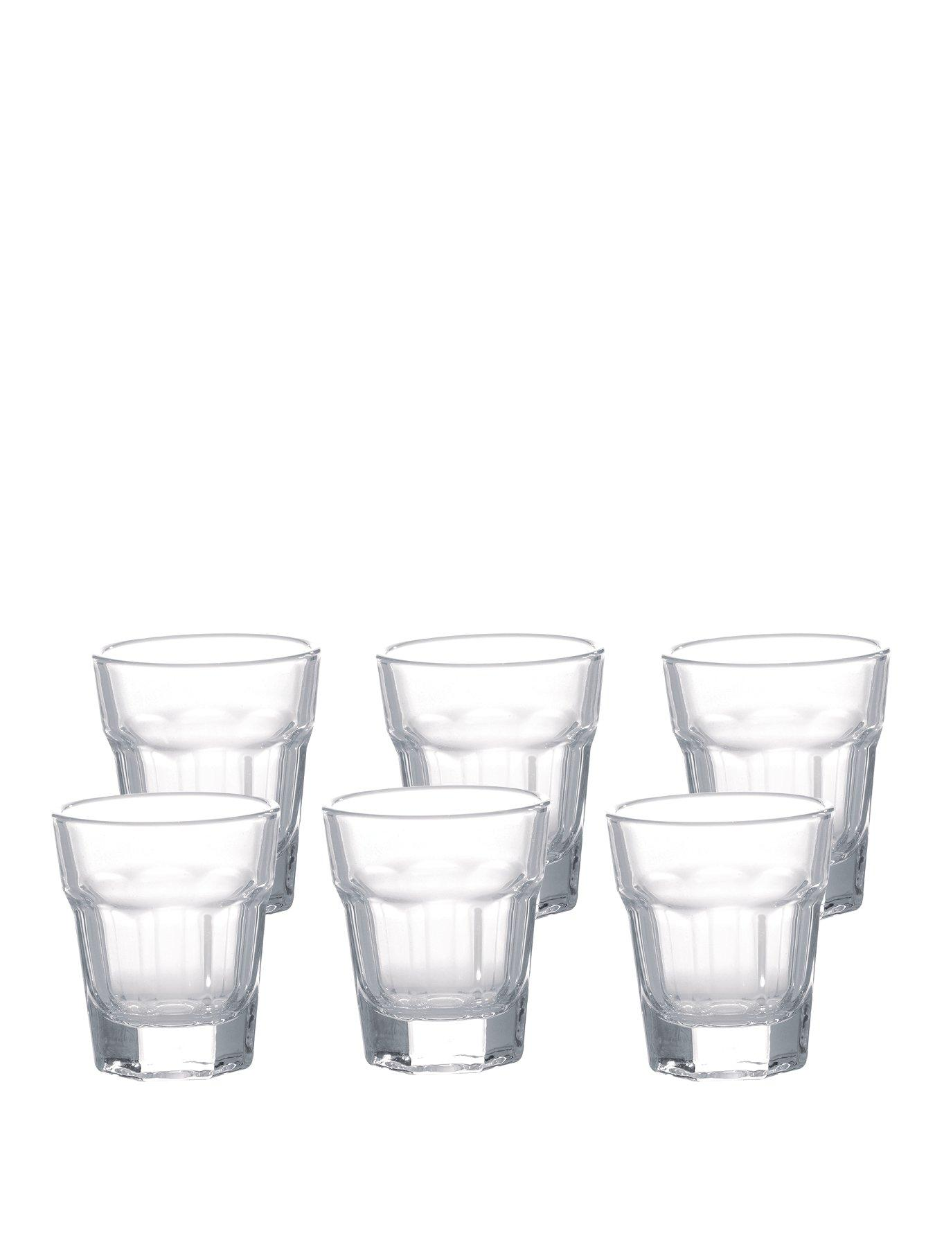Manhattan 6 Pack Shot Glasses
