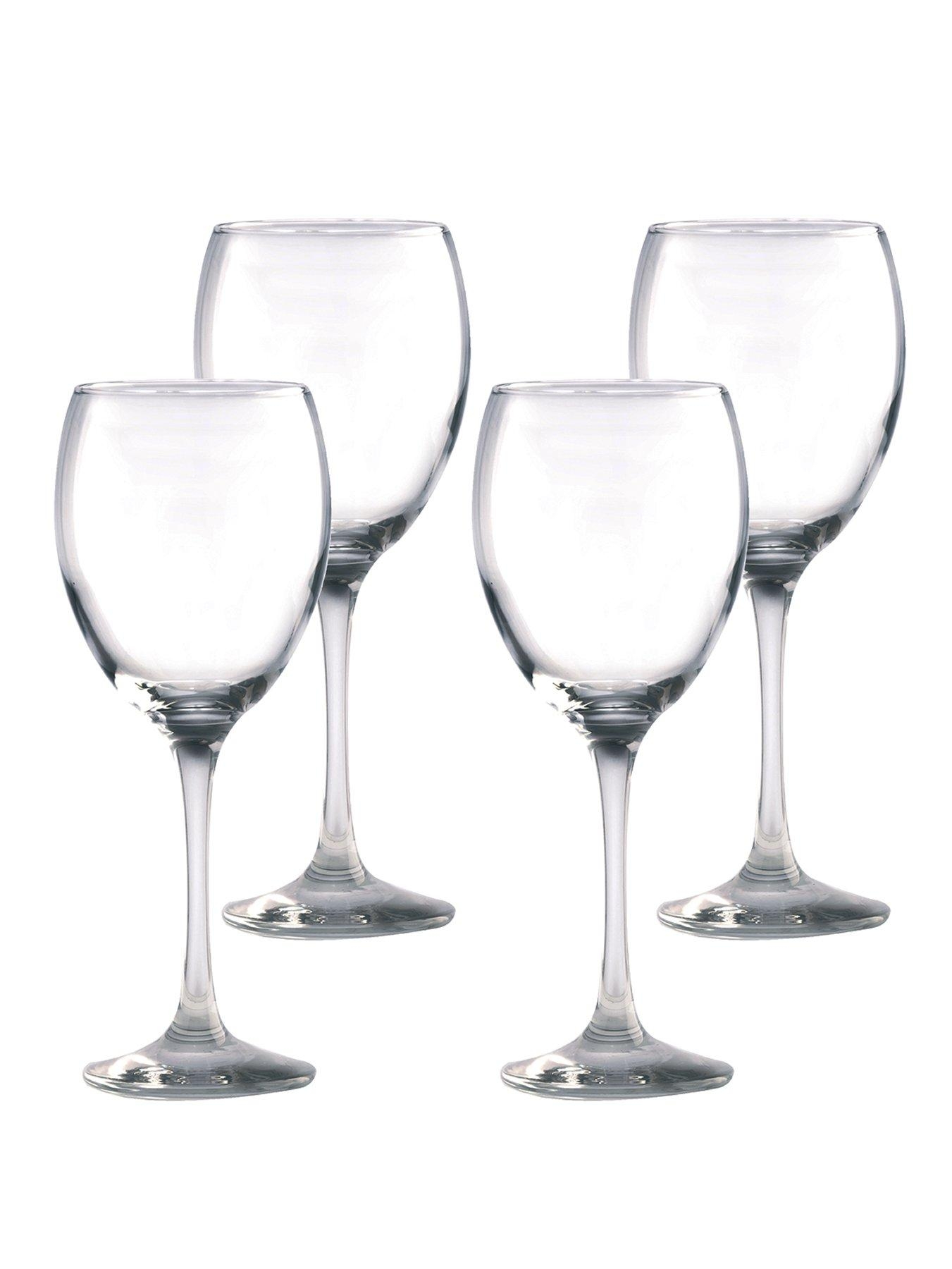 Mode 4 Wine Glasses