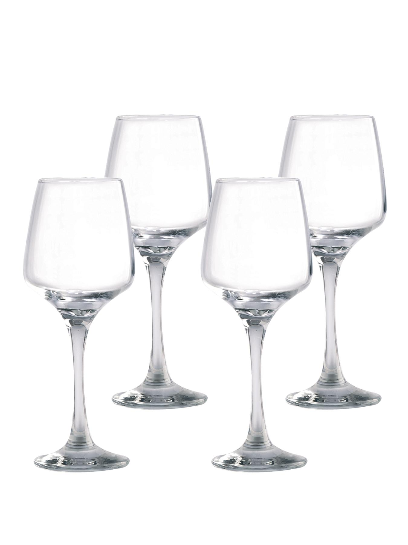 Nova 4 White Wine Glasses