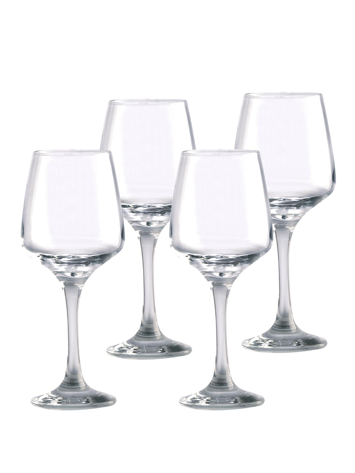 Nova 4 Red Wine Glasses
